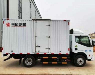 龙岗新能源5吨纯电动货车