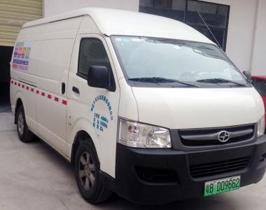 九龙电动新能源货车
